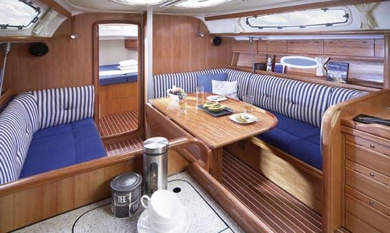 Bavaria 38 Cruising Monohull for 7 Person Ready to Cruise in Trogir, Croatia