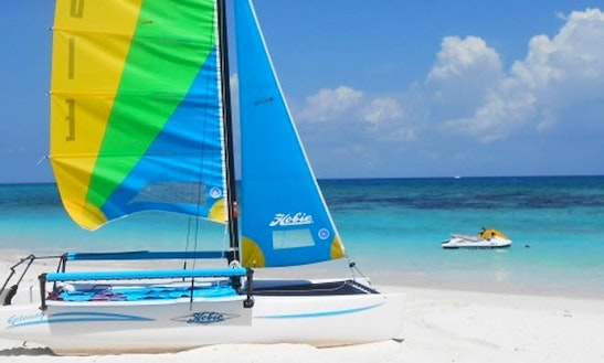 Hobie Getaway - Beach Catamaran Rental In Fl, Key Biscayne, United States