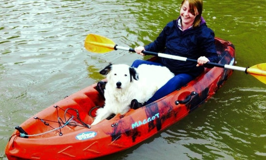 Hire A Kayak In Newenden