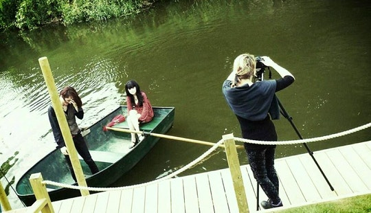 Row Boats For Hire In Newenden