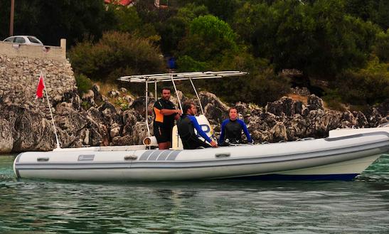 Drive Charters In Nisaki Greece