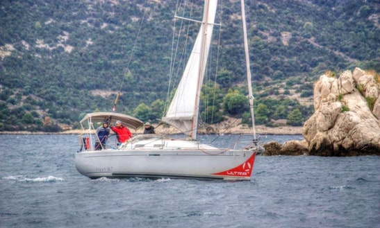 Sailing Charters And Courses With Lagoon Watersport