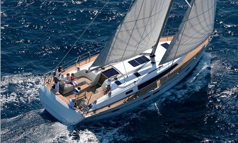 2008 Bavaria 46 Sailing Charter in Spain