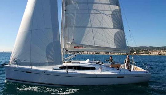 Charter Sailboat Dehler 41 In Playa Blanca