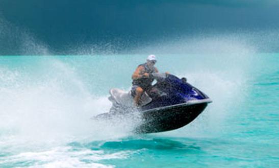 10' Jet Ski Rental In Leeward, Turks And Caicos Islands