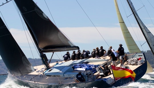 Cruising Monohull, Gran Jotiti Charter In Playa Blanca