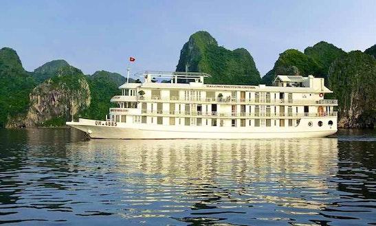 Passenger Boat Rental In Hanoi