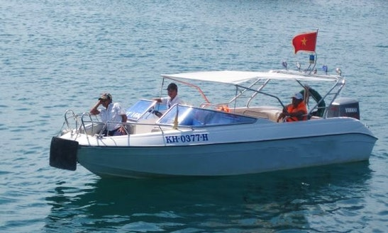 Boat & Speed Boat Rental In Nha Trang, Vietnam