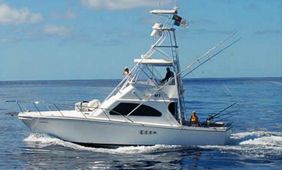 Fishing Charter Head Boat in Horta