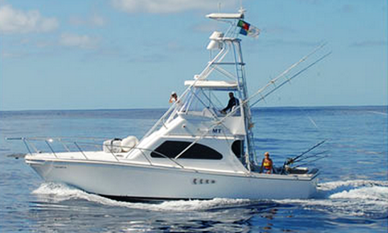Fishing Charter Head Boat In Horta