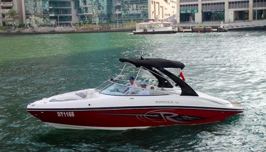 26' Rinker Bowrider In Dubai, Uae