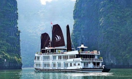 Halong Bay Cruise 2d/1n