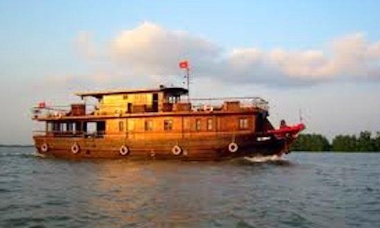 Bassac Cruise In Mekong Delta 2d1n