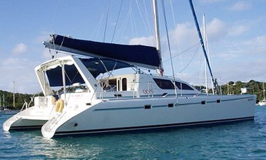 Sailing Charter On 44' Sunsail Leopard Cruising Catamaran In Procida, Italy