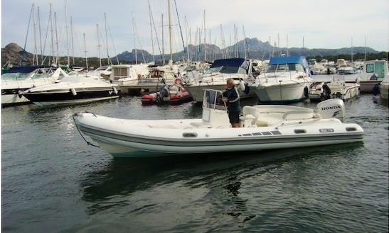 Hire This Bsc70 Inflatable Boat  In Cannigione
