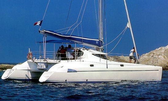 Maria's Pleasure Cruising Catamaran Hire In Murter