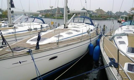 Flamingo Cruising Monohull Hire In Murter