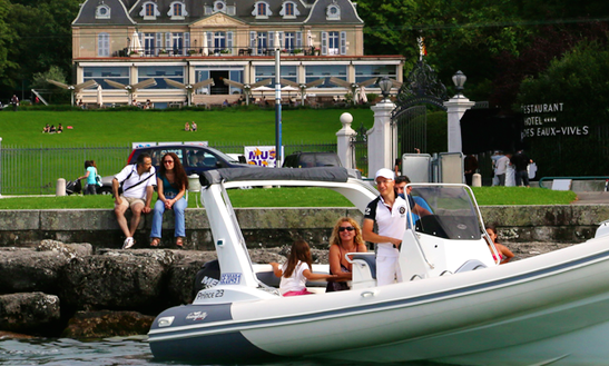 Prince 23 Yacht Charter In Geneva
