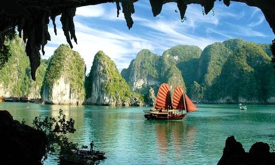 Romantic Getaway Cruise Aboard