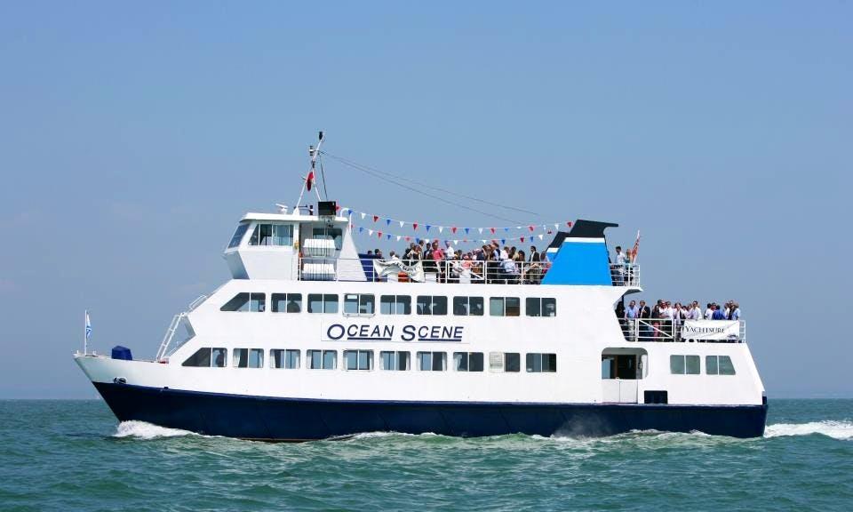 """Cruise Aboard """"Ocean Scene"""""""