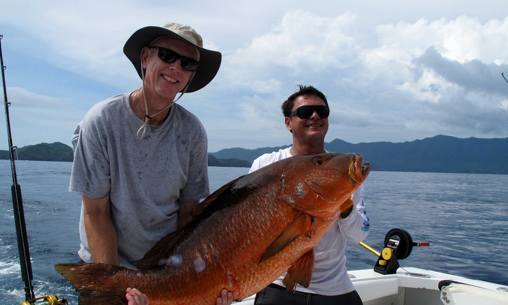 Private luxurious fishing charters in guanacaste getmyboat for Private fishing charters