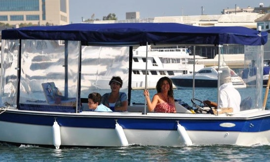 18' Pirates Life Boat Rental In Newport Beach