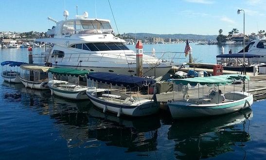 18' Pirates Life Boat Rental In Newport Beach
