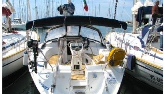 Charter Bavaria 41 Cruising Monohull In Marina Di Scarlino