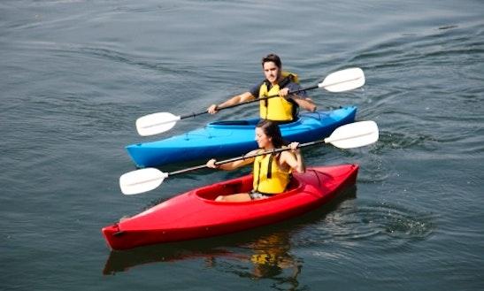 Kayak Rental In Hiawassee