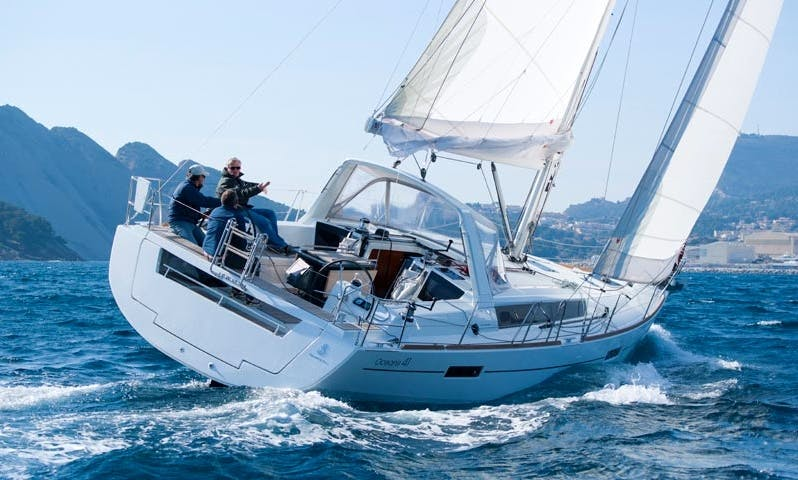 Beneteau Oceanis 41' Reggae Cruising Monohull Charter in Montenegro