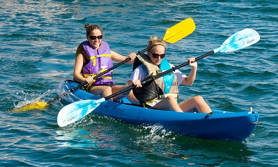 Charter Kayak In Płęsno