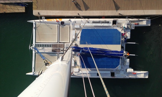 Cruising Catamaran Rental In Denia