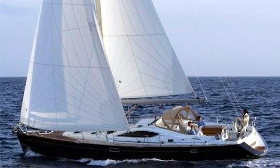 Sun Odyssey 49 Ds Monohull Rental In Sane