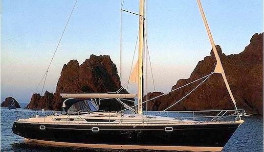 Sun Odyssey 45.2 Monohull Charter In Sane