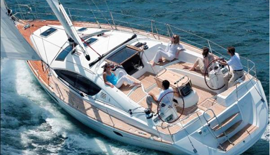 Sun Odyssey 45 Ds Monohull Charter In Sane