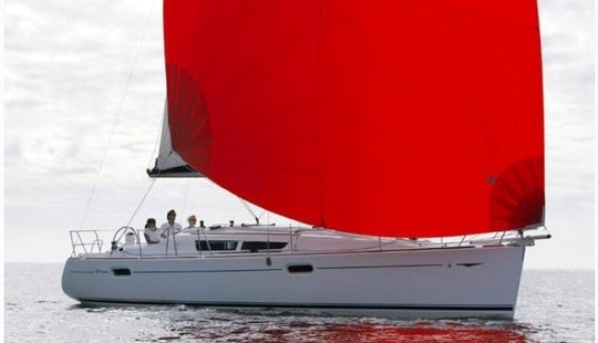 Sun Odyssey 39i Monohull Charter In Sane