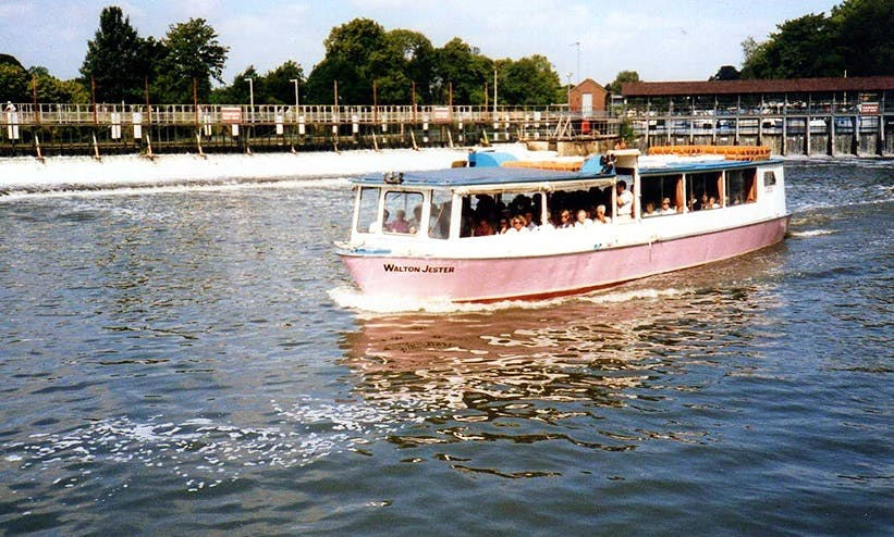 "Hire ""Walton Jester"" Passenger Boat In Walton-on-Thames, United Kingdom"