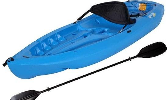 Kayak Rental $40 Per Day. Kaneohe, Hawaii