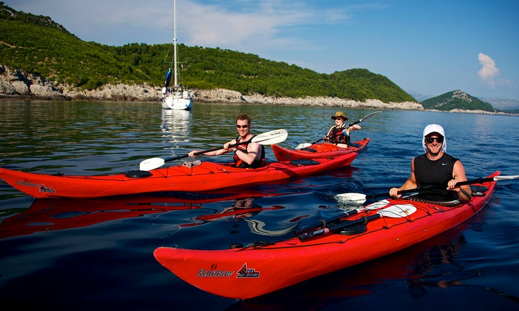 Adria Adventure Kayak Tours in Dubrovnik