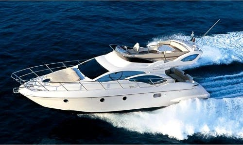 Luxury Motor Yacht Charter with Skipper in Estonia