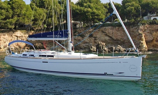 Dufour 455 Gl Croatia Bareboat Sailing Charter