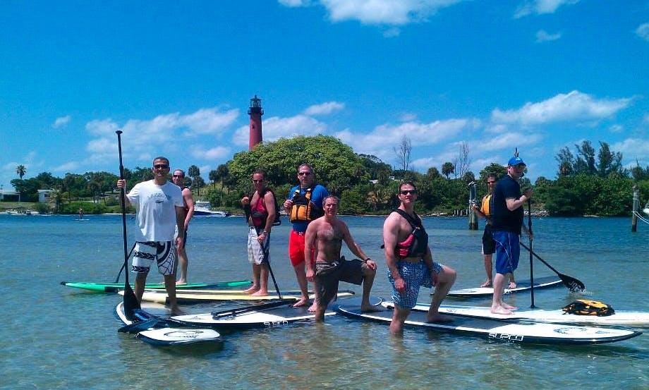 SUP or Kayak Tours in Jupiter