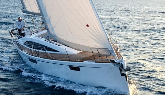 2008 Luxury Sailing Charter Bavaria  46 In Barcelona
