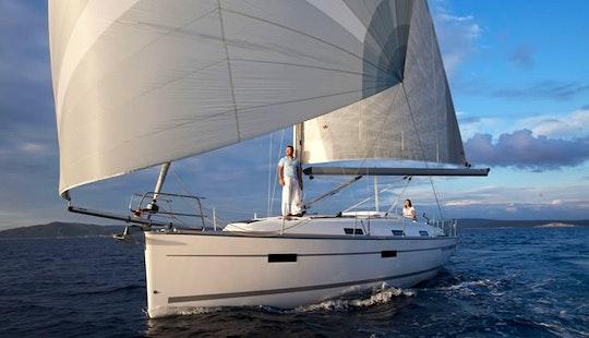 Sail Charter Bavaria 36 In Barcelona