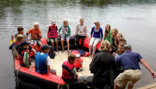 Makars Canoe And Rafts Rental In Sigulda