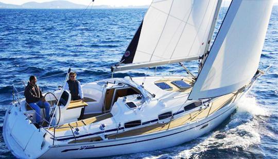 Sail Luxury Charter Bavaria 35 In Barcelona