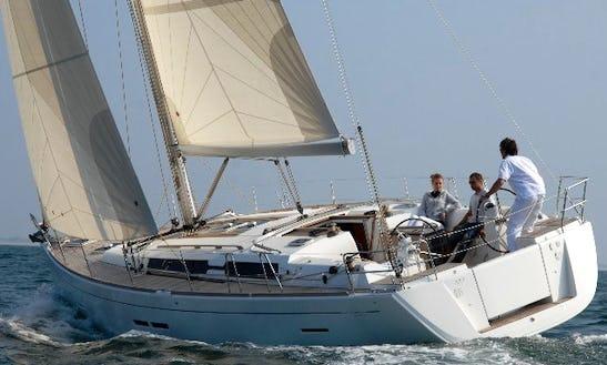 Croatia Dufour 450 Gl Bareboat Sailing Charter