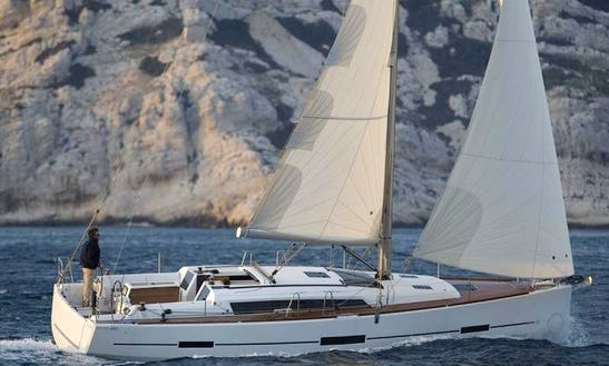 Dalmatia Dufour 410 Gl Sailing Yacht Charter