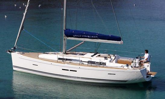 Dufour 405 Gl Sailing Yacht Charter In Croatia
