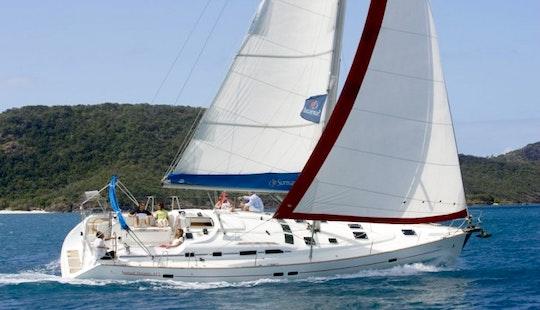 Charter Luxury Yacht  Beneteau Oceanis 473  In S'arenal